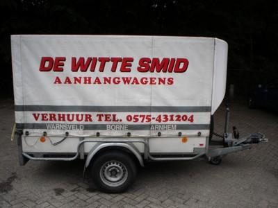 Aanhangwagen Huren Aanhangwagen Verhuur bij de Witte Smid